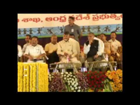 Adivasi Day !! World's Indigenous People !! gems of the soil !! Chandrababu Naidu !! Narasimhan