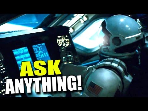 New INTERSTELLAR Trailer 2 Review - Ask Anything!