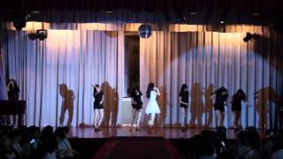 Ho Fung College 4B Dance Competition X Fashion Show (2014-2015)
