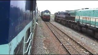 Eventful Departure from Hubli - Sharavati Exp. (Aug. 1, 2007) thumbnail