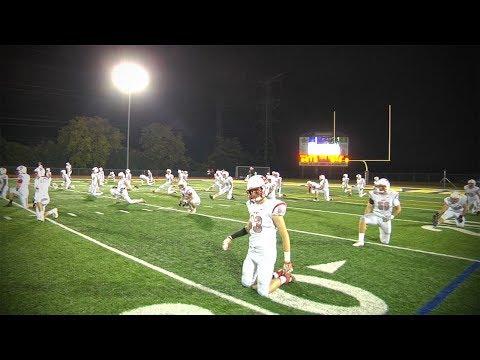 Benet Academy vs. Carmel Catholic, Football // 10.20.17