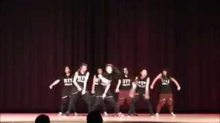 BTS Boy In Luv (PHHS Talent Show 2014)