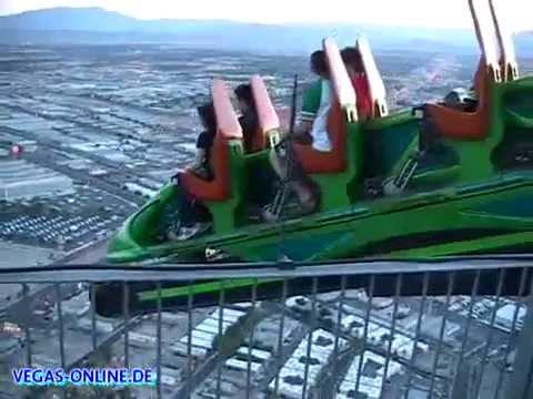 Achterbahn Las Vegas