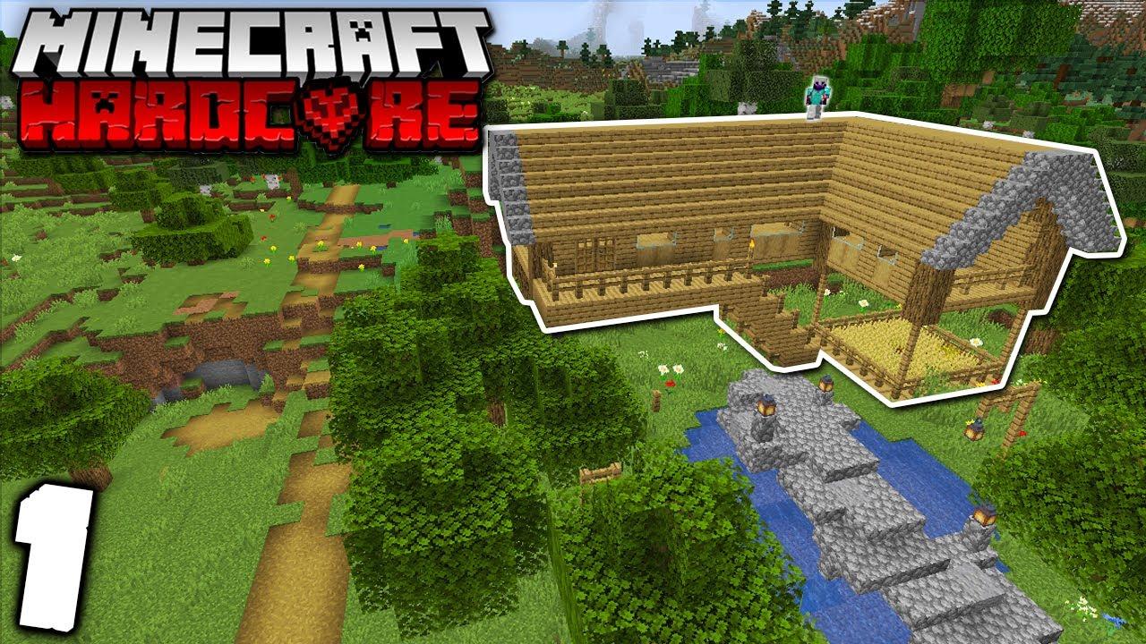 Download My BEST Start EVER! | Minecraft 1.17 Hardcore - Episode 1