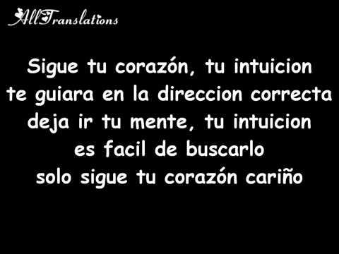 Jewel Intuition Traduccion en español