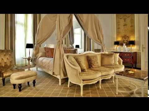 غرف-نوم-ذهبي-وبني-bedrooms-and-golden-brown