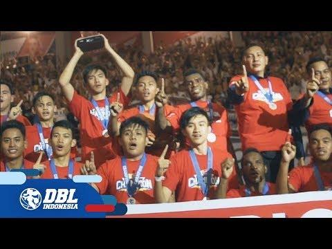 Highlight Final Party Honda DBL North Sulawesi Series 2017- Manado
