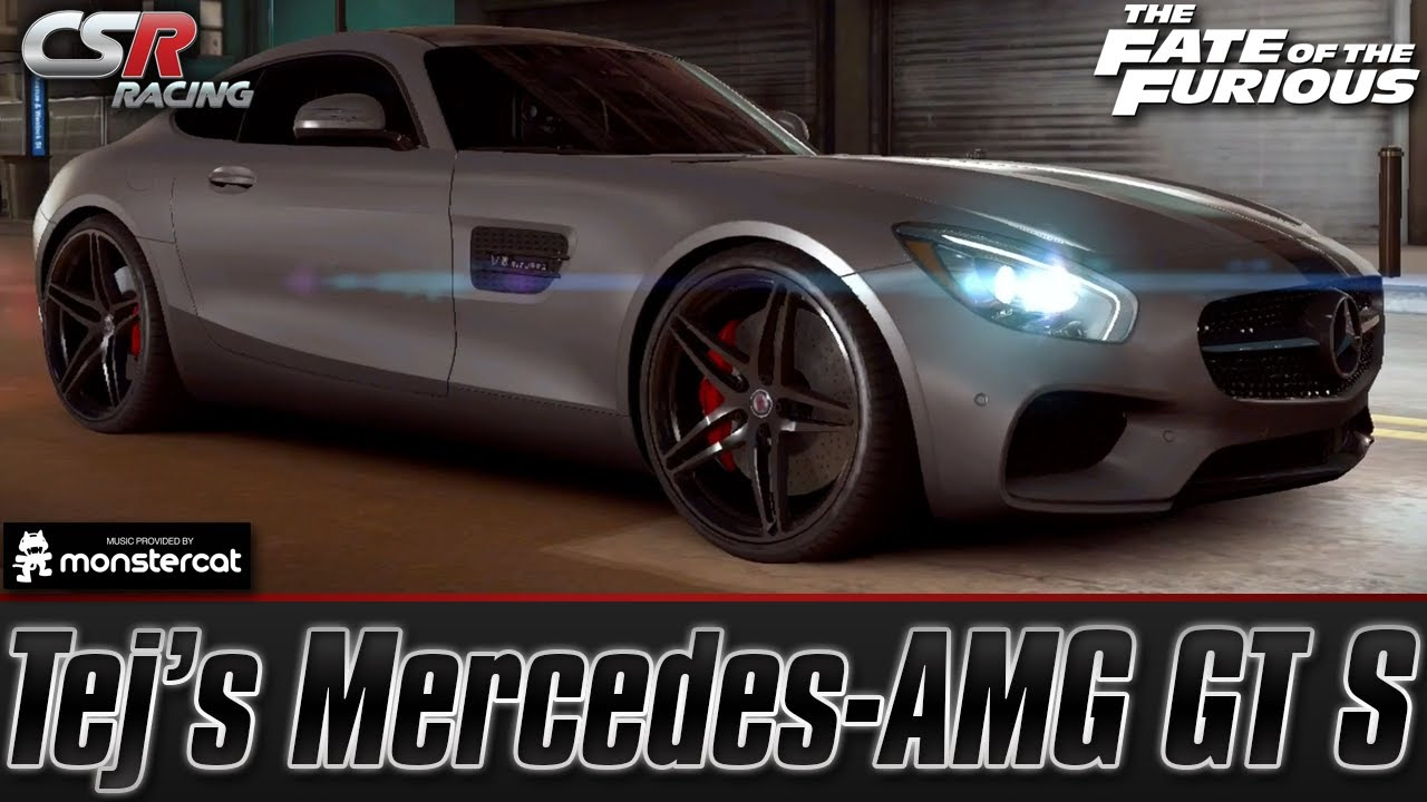 Csr Racing 2 Tej S Mercedes Amg Gt S The Fate Of The