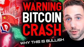 WARNING! WORST BITCOIN CRASH!! Why this black swan is bullish for crypto | Crypto & NFT News