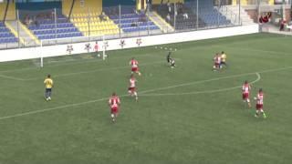 Mezőkövesd Zsóry - Diósgyőri VTK edzőmérkőzés góljai