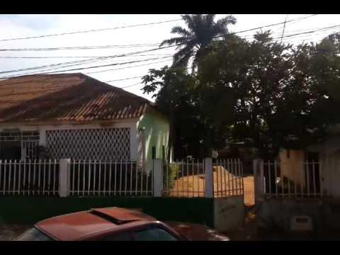 Guinea-Bissau (Поездка по Гвинея-Бисау)