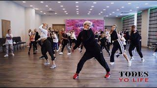 Ariana Grande – Bloodline | Ildar Gaynutdinov Choreography | TODES YO LIFE