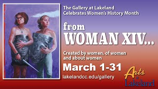 From Woman Xiv A Virtual Tour Of The Gallery At Lakeland March 2021 Youtube