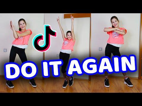 TikTok Let's Do It Again (Nice To Know Ya) - Dance Tutorial   Noah Schnapp