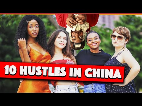 10 Part-Time Jobs for Foreign Students in China 2020 |Yes Africans Work in China| Ft.Colleen Mmekoa