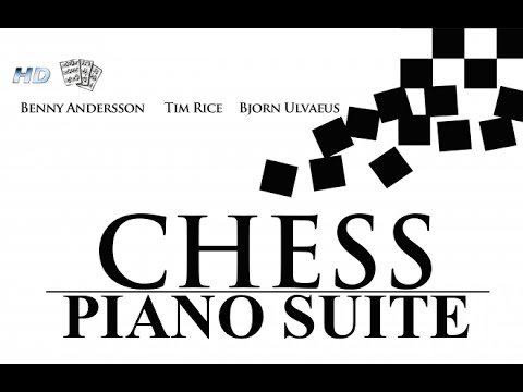 Chess - Piano Suite (Free Sheets)