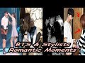 BTS & Their Stylists Sweet Moments - Try Not To Get Jealous