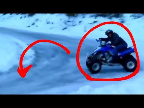 EXTREME Incredible accidents ATV Crash Compilation Fails Idiots Skills Madness Motocross