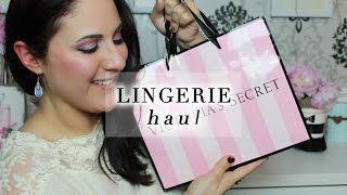 LINGERIE HAUL : Victoria's Secret, Undiz, Primark and KIABI