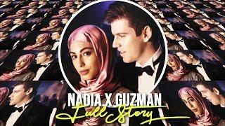 The Full Story of Nadia & Guzman | (Netflix ELITE)