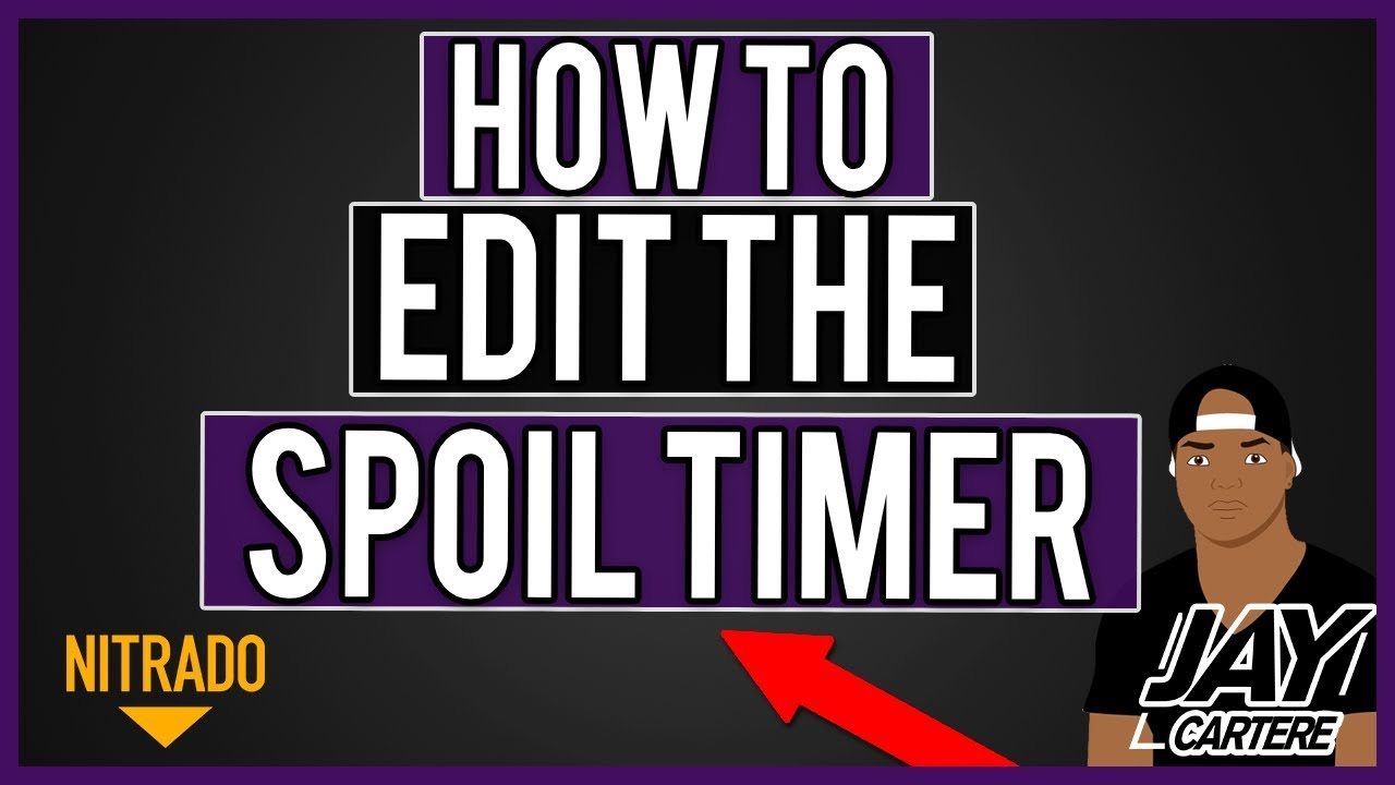 How To Edit The Spoil Timer On Your Ark Ps4 Server Nitrado Ps4