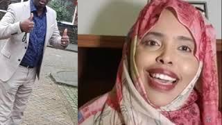 Hanna Abubakar oo Sir Dahir Alasow kashiftay
