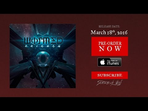 Wormed - Eukaryotic Hex Swarm (Official Premiere)