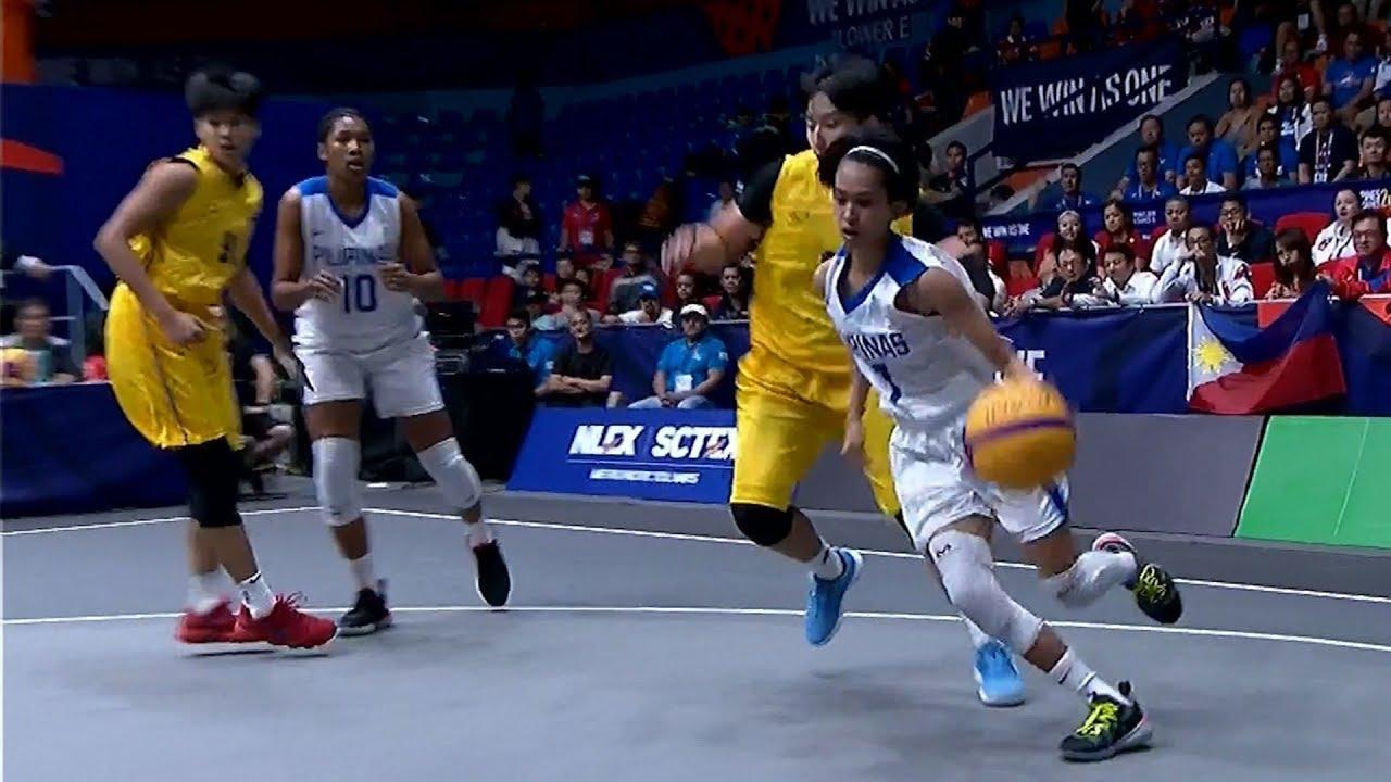 Finals Highlights Philippines Vs Thailand 3x3