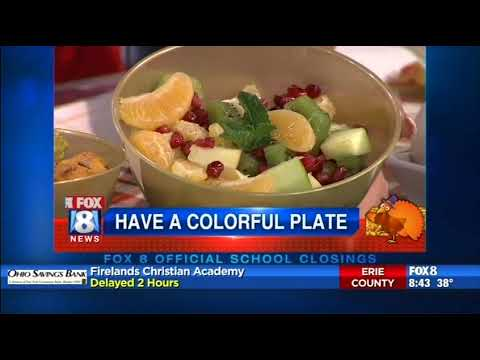 Video: Dietitian offers tips for a healthy and delicious