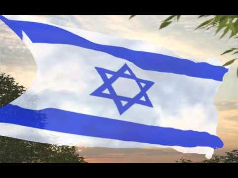 "Israel/ מְדִינַת יִשְׂרָאֵל"" Anthem ""הַתִּקְוָה"" - synchronized music by Larysa Smirnoff"