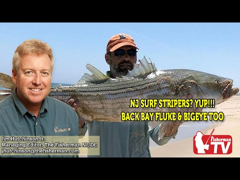 June 25, 2020 New Jersey/Delaware Bay Fishing Report With Jim Hutchinson, Jr.