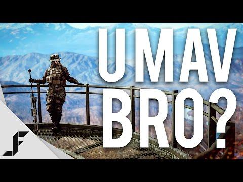 U MAV BRO? - Battlefield 4 Multiplayer Gameplay |