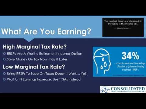 Saving for Retirement - Registered Retirement Savings Plan Season [Webinar]