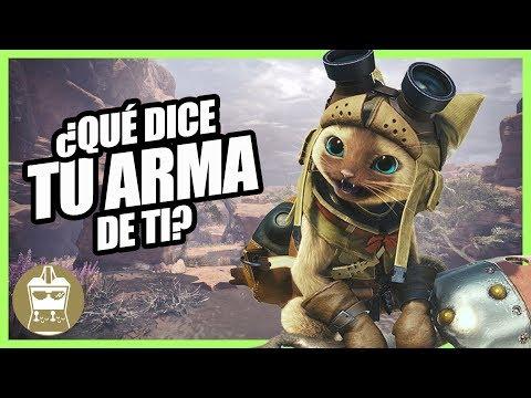 ¿Qué dice tu ARMA de 'Monster Hunter World' de ti? | AtomiK.O. #44 thumbnail