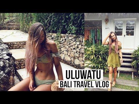 SEMINYAK AND ULUWATU | Bali Travel Vlog + Villa Tour 2017