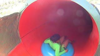 Scary Anaconda Water Slide at Veneza Water Park
