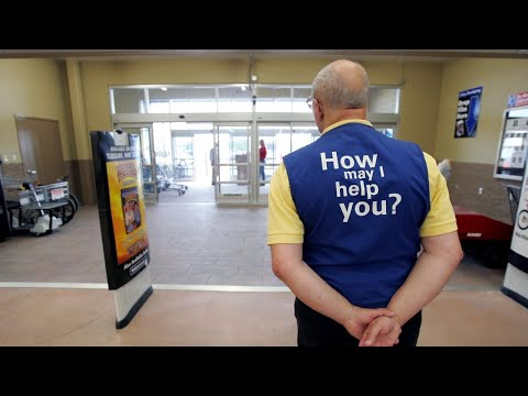 Walmart Cuts Hundreds Of Corporate Jobs