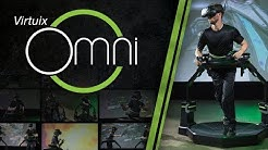 Virtuix Omni - Omniverse Trailer