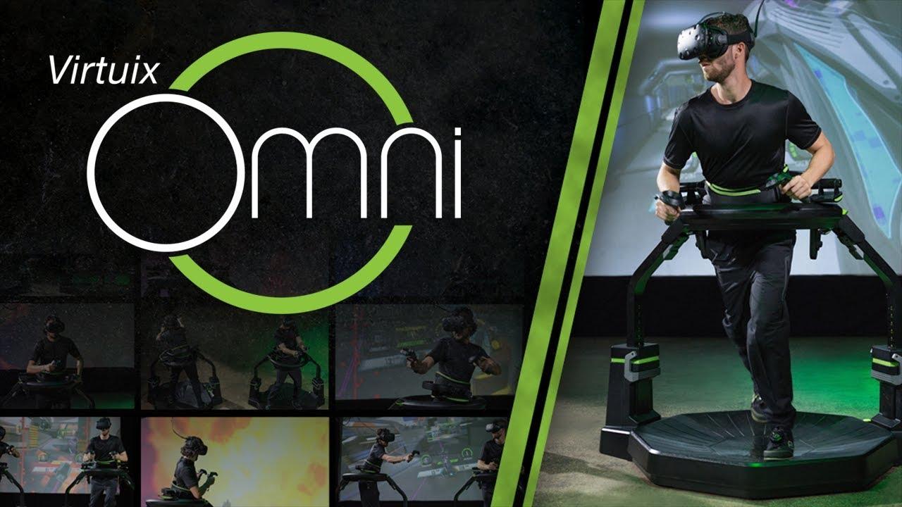 virtuix omni omniverse trailer