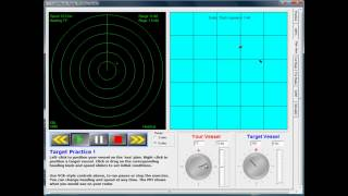 LightMaster Marine Radar Tutor