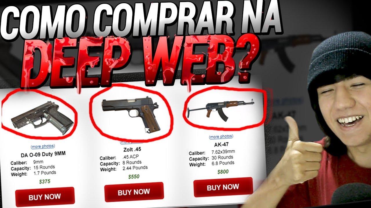 COMO COMPRAR COISAS NA DEEP WEB? - DUVIDAS SOBRE A DEEP WEB #2