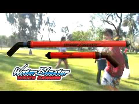 how to make a water blaster