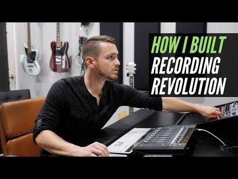How I Built The Recording Revolution Into A Successful Business
