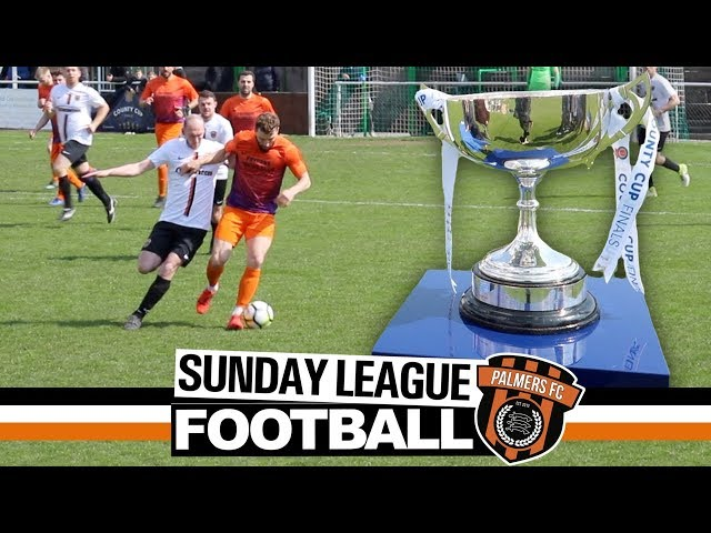 "Sunday League Football - ""THE BEST IN ESSEX"" (Cup Final)"
