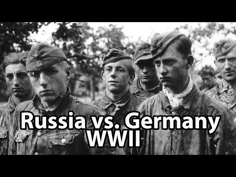 World War 2: The Killing Ground (Russian German War)