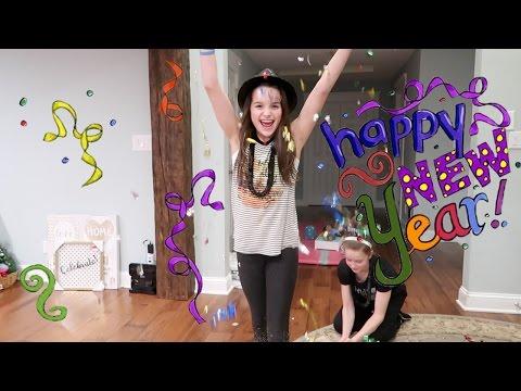 New Years Eve Celebration (WK 313.4) | Bratayley