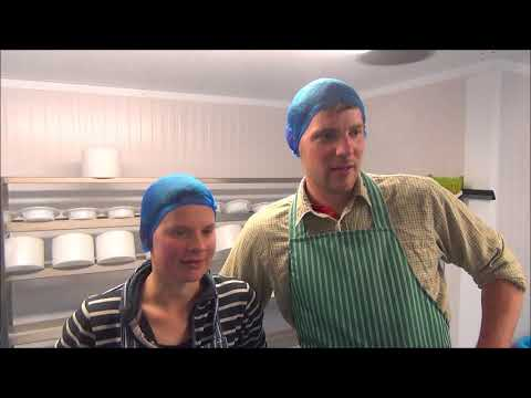 The Farmer Network Business Support for Young People - Tom & Clare Noblet