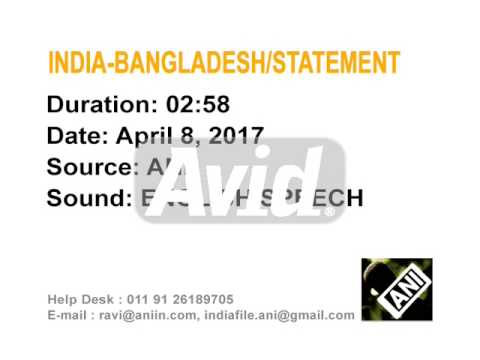 08 Apr, 2017 - India announces $4.5 billion line of credit for Bangladesh