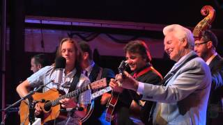 The Del McCoury Band-Delfest 2015- My Love Will Not Change