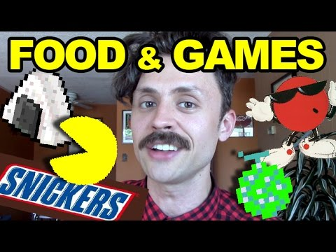 5 Interesting Facts About Food in Video Games